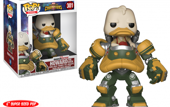 """Contest of Champions - Howard the Duck 6"""""""