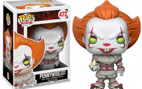 IT – Pennywise with Boat