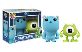 PK Mike & Sulley