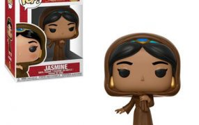 Jasmine in Disguise (w/Chase)