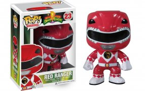 Power Rangers Red