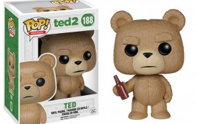 Ted (with bottle)