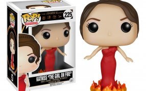 "Katniss ""The Girl On Fire"""