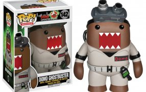 Ghostbuster Domo