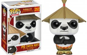 Po with Hat