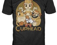 Cuphead and Bosses