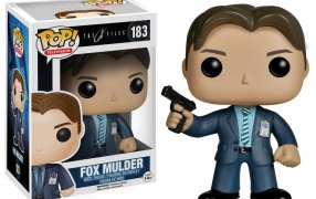 Files - Fox Mulder