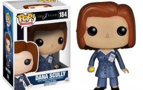 Files - Dana Scully
