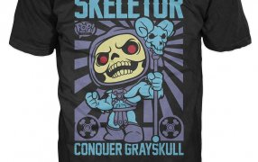 Hail Skeletor Poster