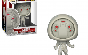 Man & The Wasp - Ghost