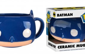 Batman Pop! Ceramic Mug
