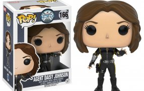 Agent Daisy Johnson