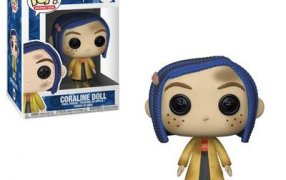 Coraline (as Doll)