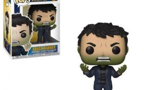 Bruce Banner (Angry)