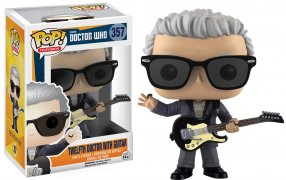 12th Doctor with Guitar