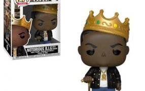 Notorious B.I.G. (w/Crown)